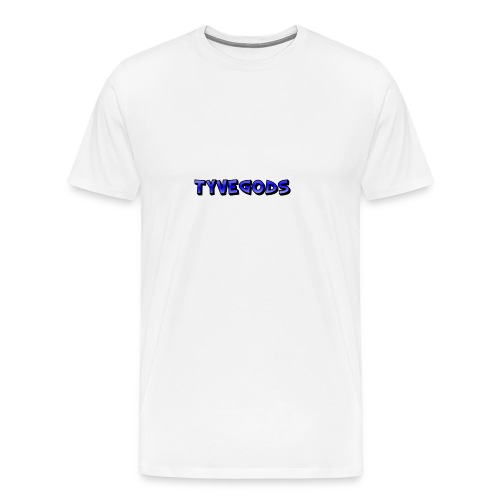 Tyvegods_iphone deksel 4/4s - Premium T-skjorte for menn