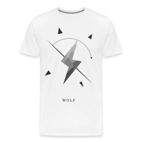 Storm - T-shirt Premium Homme