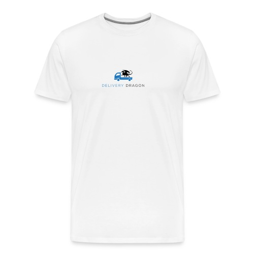 Delivery Dragon Logo - Men's Premium T-Shirt