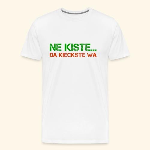 Pumpen - Männer Premium T-Shirt