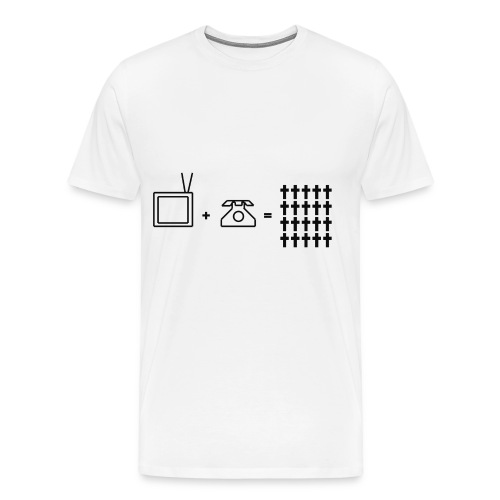 the ring - Männer Premium T-Shirt