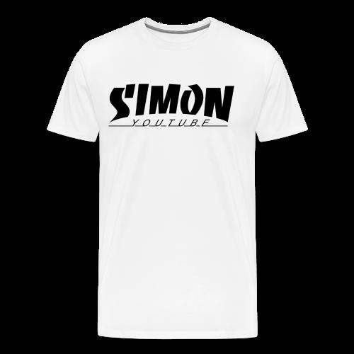 Thrasher Simon 2 - Maglietta Premium da uomo