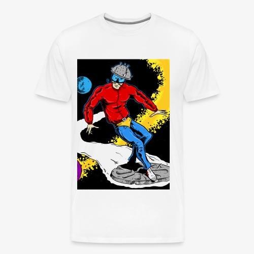 Tunder Cover 1 - Maglietta Premium da uomo