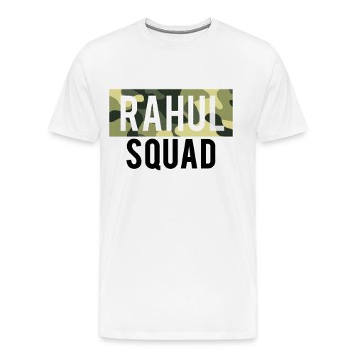 RahulSquad Official Camo T-Shirt - Men's Premium T-Shirt