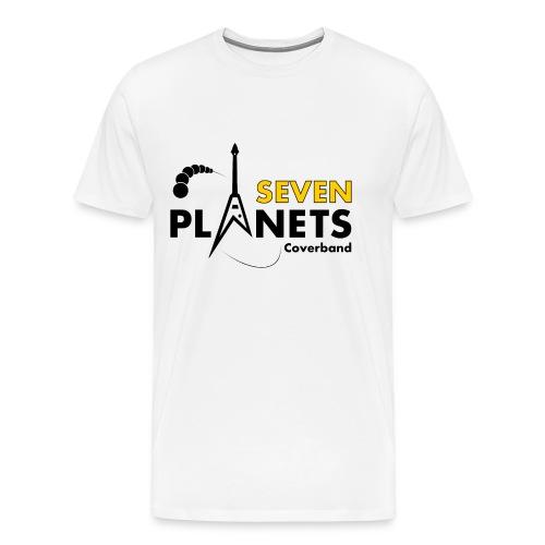 Seven Planets Logo - Männer Premium T-Shirt
