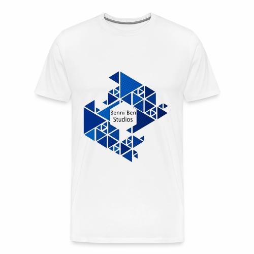 benni ben - Männer Premium T-Shirt