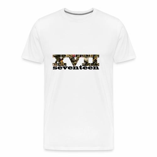 xvii 2 - Mannen Premium T-shirt