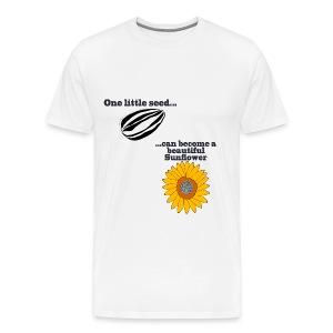 One little seed - Men's Premium T-Shirt