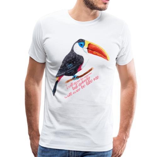 TROPICAL - Maglietta Premium da uomo