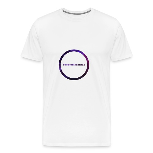 TheBearIsBack31 vrouw - Mannen Premium T-shirt