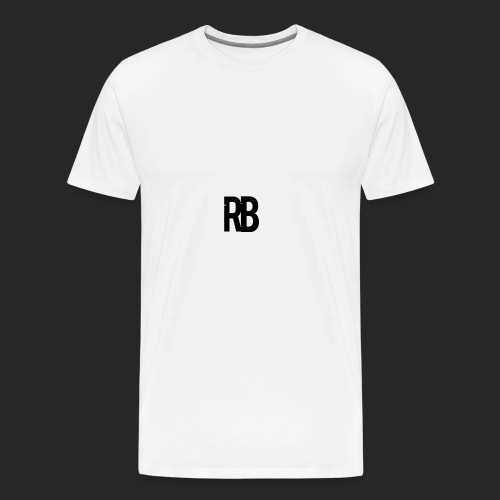 RB Cover - Herre premium T-shirt