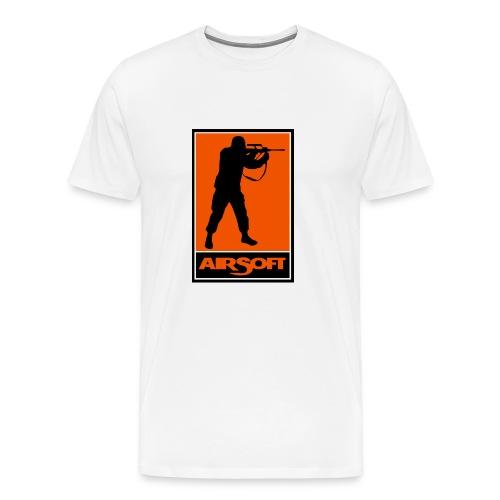 airsoft - Camiseta premium hombre