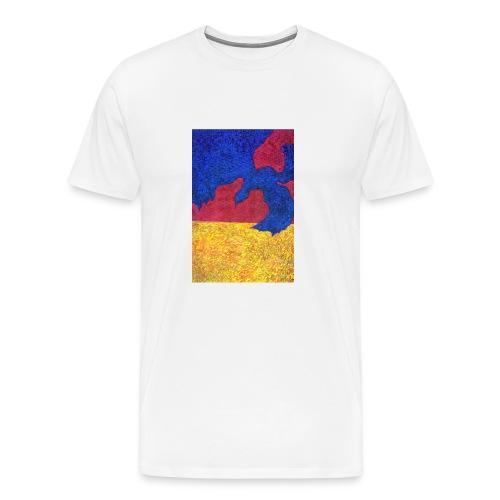 I Wanted Always To Be Bird - Koszulka męska Premium