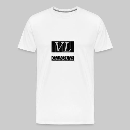 VL CLIQUE - Slim fit T-shirt - Premium-T-shirt herr
