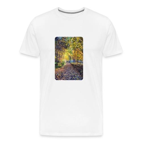 Autumn - Koszulka męska Premium