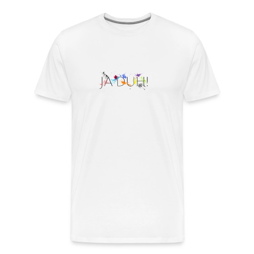 Ja Duh! Merchandise Mula B Meesterplusser - Mannen Premium T-shirt
