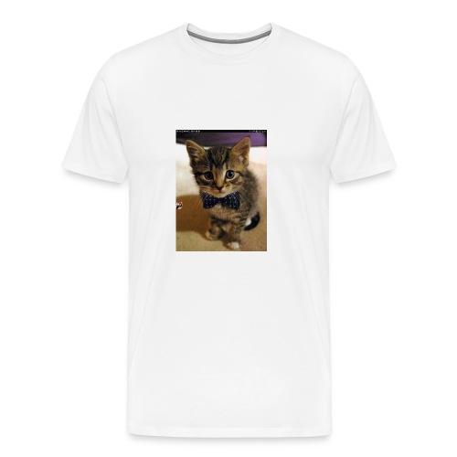 Kitten love - Men's Premium T-Shirt