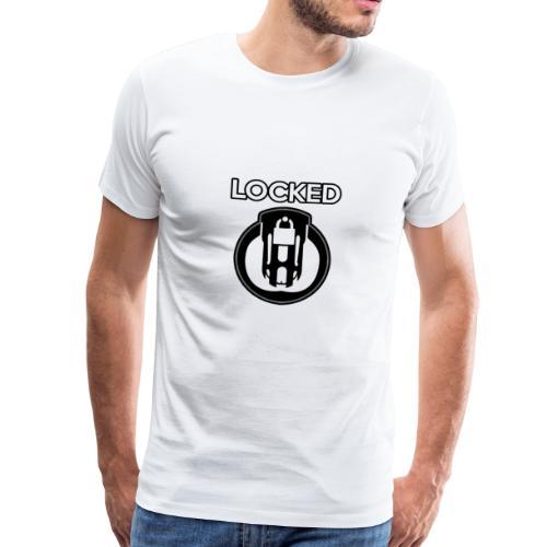 Locked - T-shirt Premium Homme