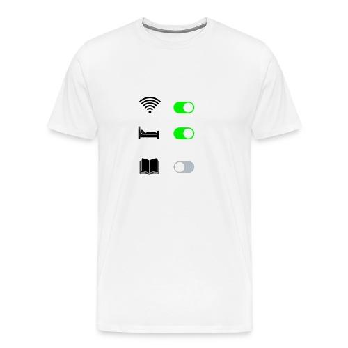 Noia telefono - Maglietta Premium da uomo