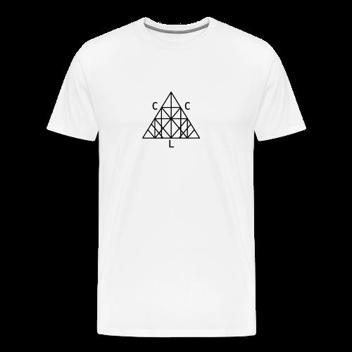 T-Shirt géométrie - Men's Premium T-Shirt