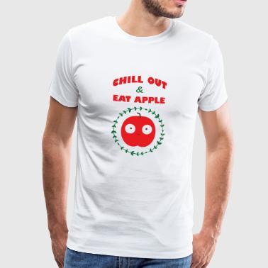 Red Apple - Männer Premium T-Shirt