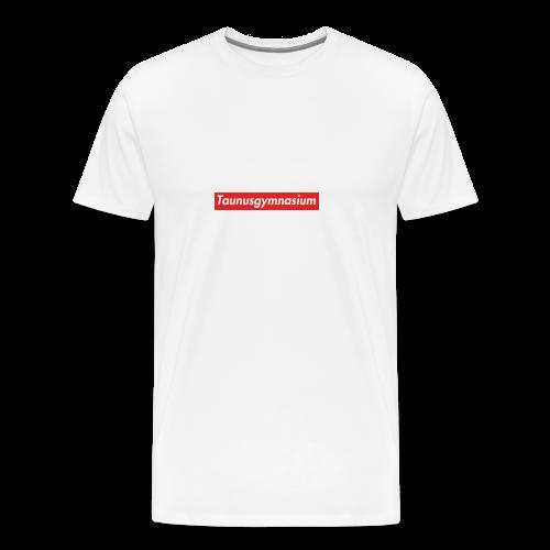 Taunusgymasium Merch - Männer Premium T-Shirt
