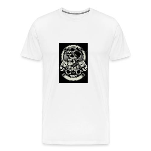 new - Männer Premium T-Shirt