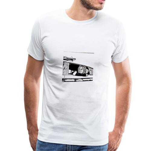 6ix9ine NYPD - Men's Premium T-Shirt