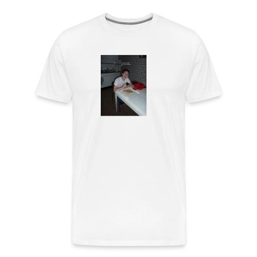 I WANT TO DIE - Men's Premium T-Shirt