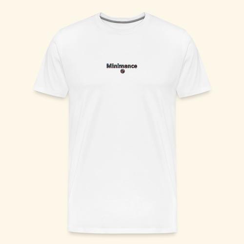 box minimance camouflage - T-shirt Premium Homme