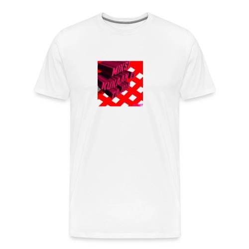 KukaaEiTajuu - Miesten premium t-paita