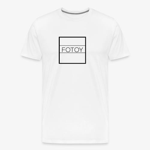 fotoy 2 - Mannen Premium T-shirt