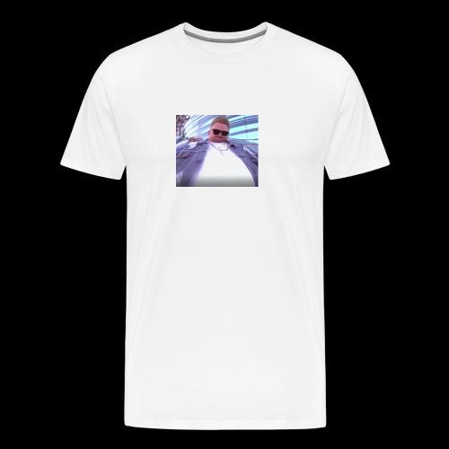 nIcK cRoMpTon - Men's Premium T-Shirt