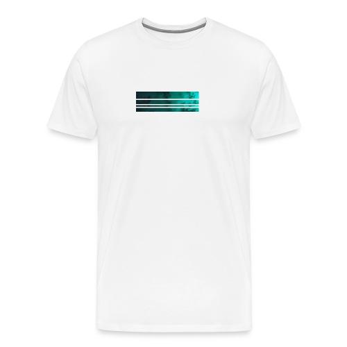 blaettergruen - Männer Premium T-Shirt