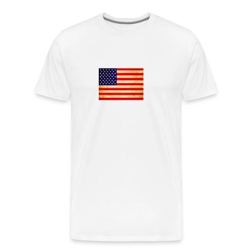 usa - Männer Premium T-Shirt
