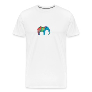 Elefant - Men's Premium T-Shirt