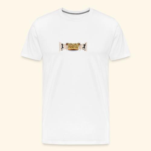 header2 - Männer Premium T-Shirt