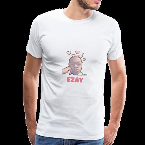 Cartoon Ezekiel - Men's Premium T-Shirt
