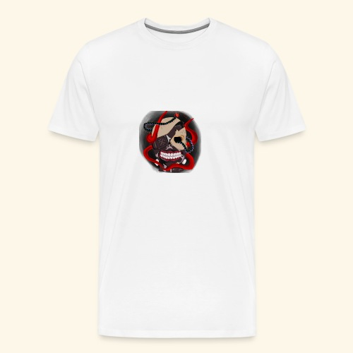 Tokyo Ghoul Tattoo design - Men's Premium T-Shirt