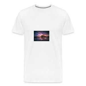 Fin bild - Premium-T-shirt herr