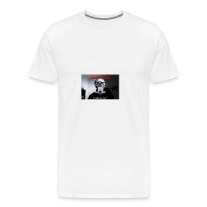 Julekalender - Premium T-skjorte for menn