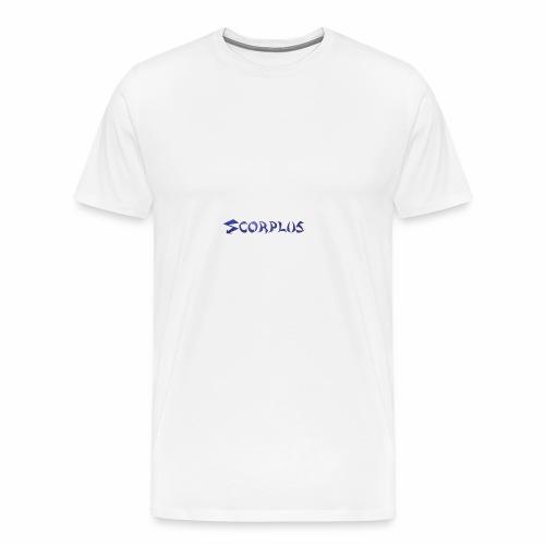 Banniere Team BLUE - T-shirt Premium Homme