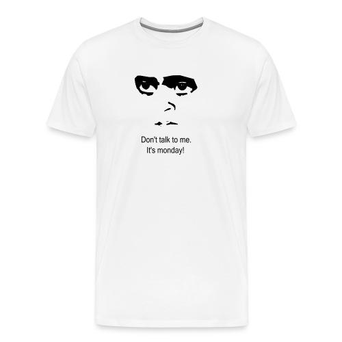 Mondays - Männer Premium T-Shirt
