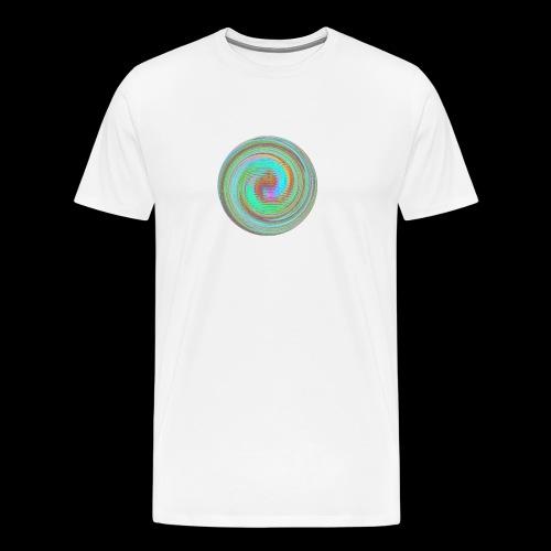 Illusion d'optique - T-shirt Premium Homme