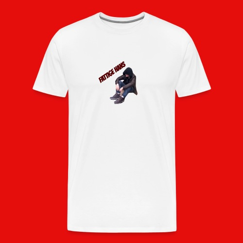 Fattige Hans - Premium T-skjorte for menn