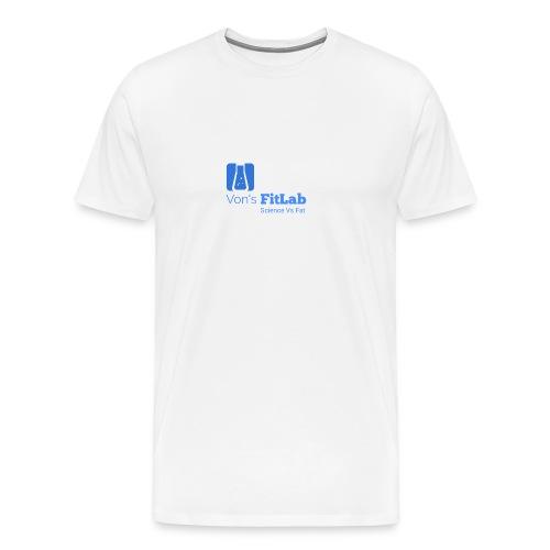 Vons FitLab - Men's Premium T-Shirt