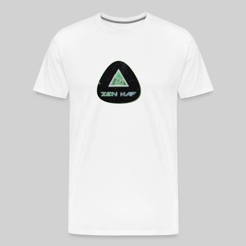 Zen Hap Triangle Hi Res - Men's Premium T-Shirt
