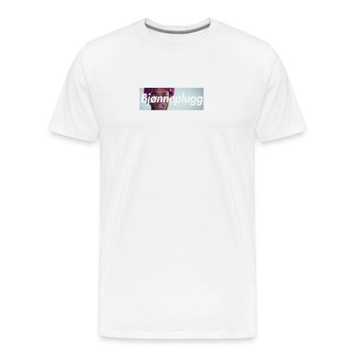 LUV Tee - Premium T-skjorte for menn