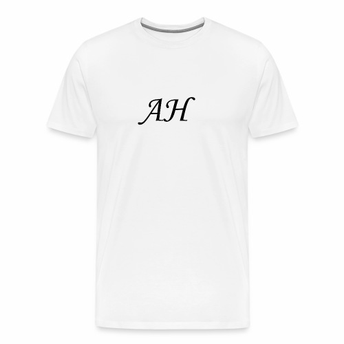ah - T-shirt Premium Homme