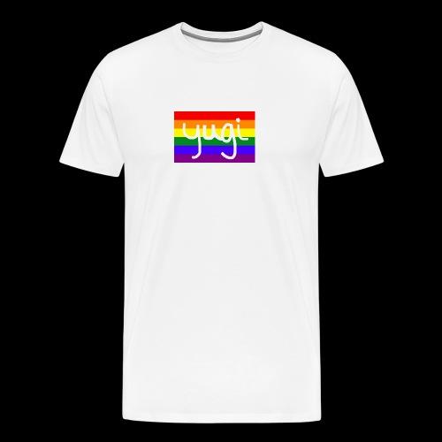 Yugi Pride - Men's Premium T-Shirt
